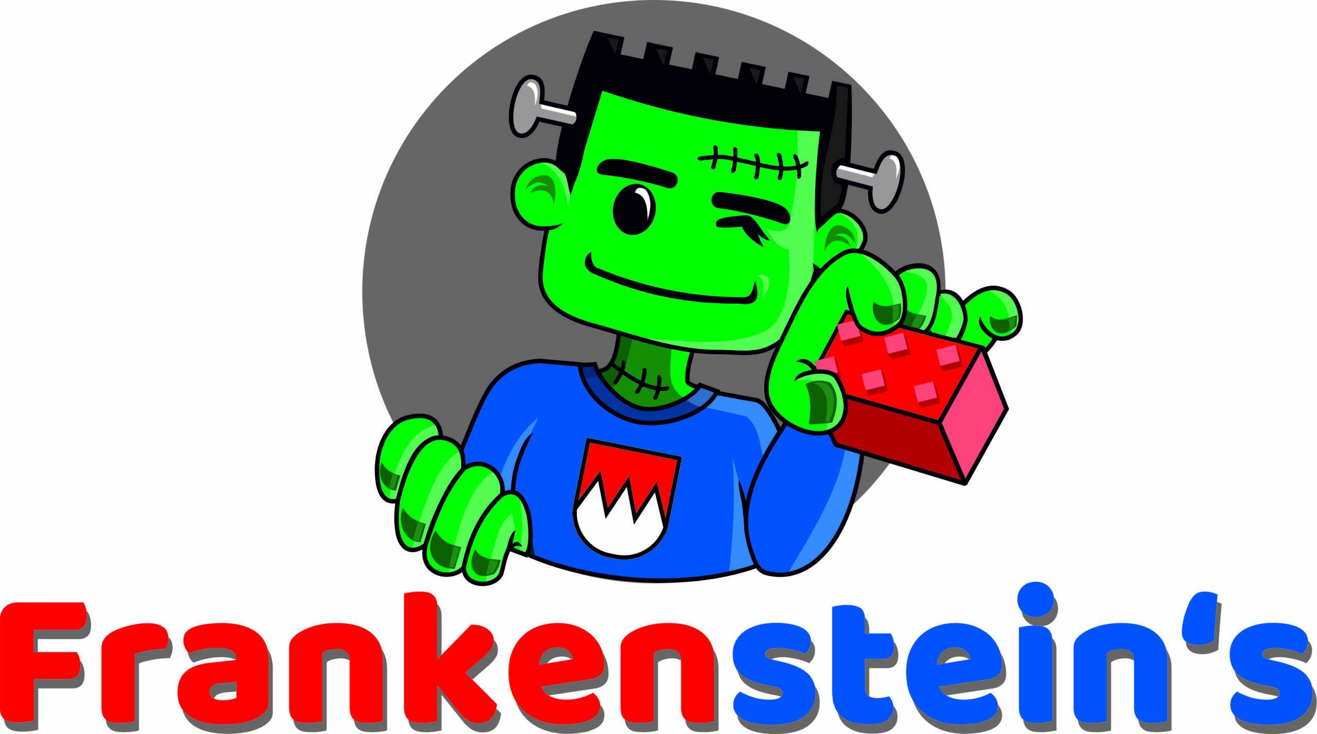 Frankensteins Klemmbaustein Museum